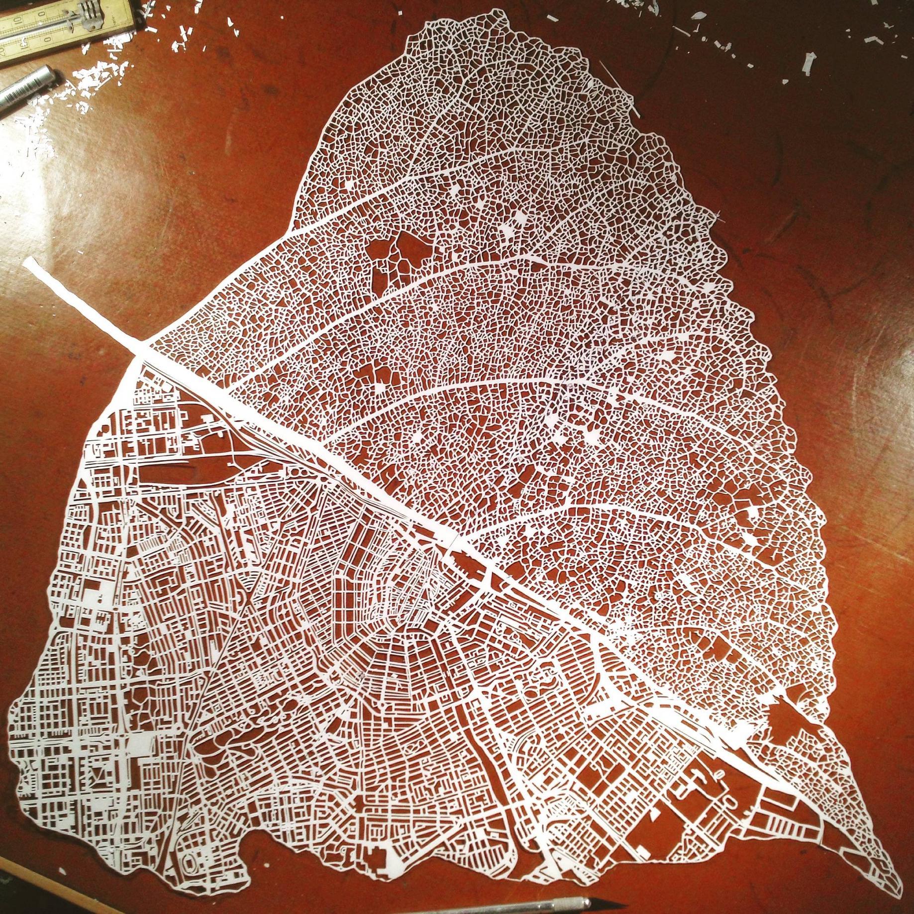 """""""Leafmap"""" von Nils Westergard"""